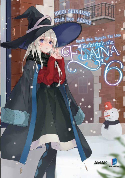 Hành trình của Elaina tập 6