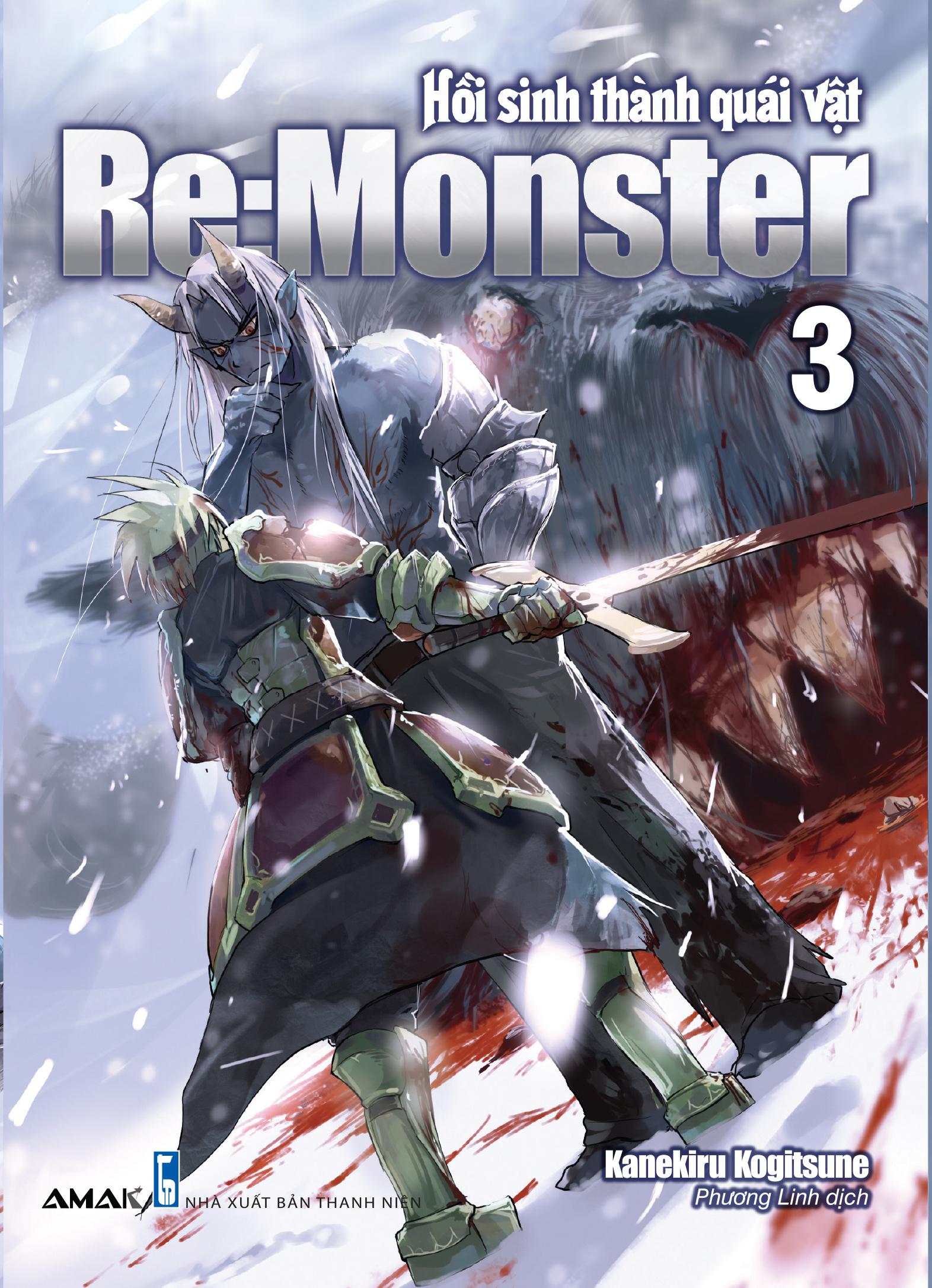 Re: Monster – Hồi sinh thành quái vật 3