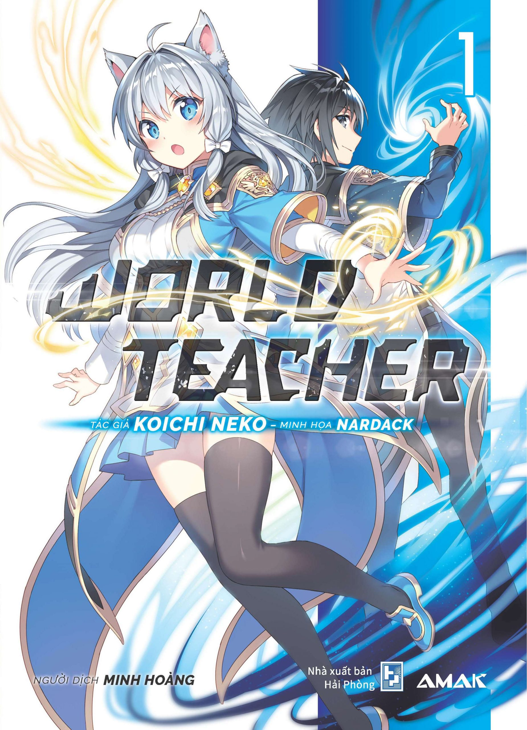 WORLD TEACHER TẬP 1