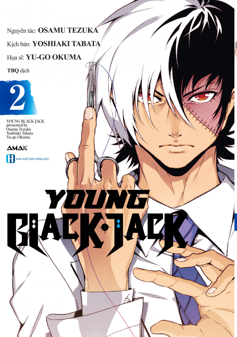 Young Black Jack 2 Cover Outside