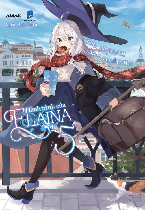 Hành trình của Elaina tập 5