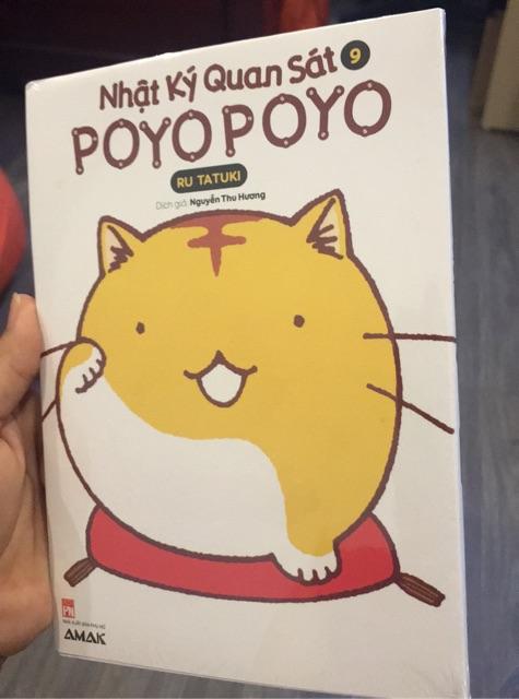 Nhật Ký Quan Sát Poyo Poyo - Tập 9