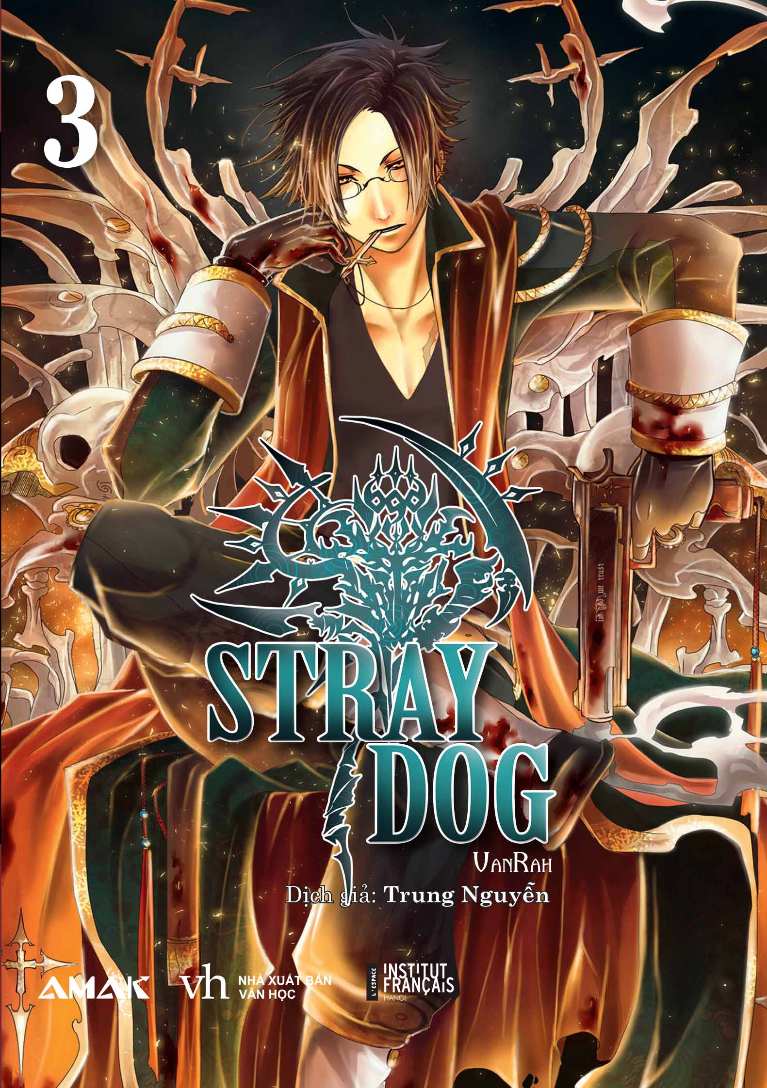 Stray Dog tập 3