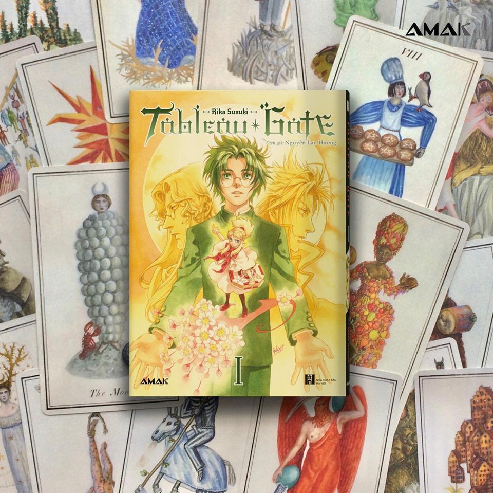 Review Tableau Gate – Fan Bài Tarot Không Thể Bỏ Lỡ