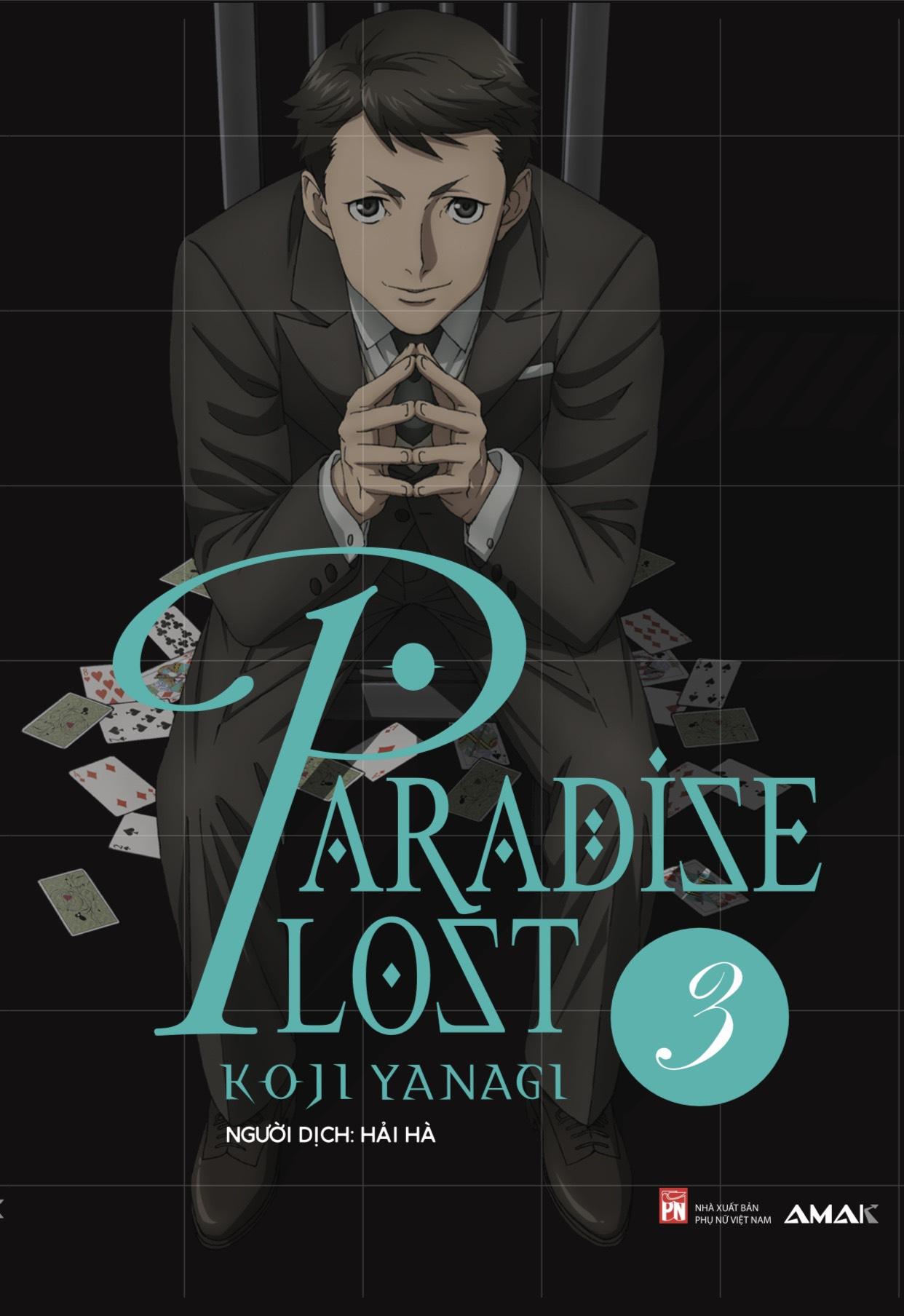 Paradise Lost - Tập 3 (Tập 3 Của Joker Game)