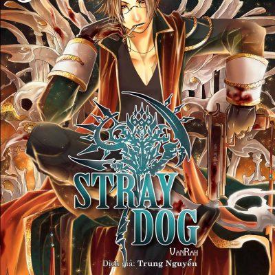 stray dog 3 - bìa áo